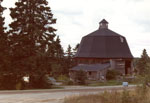 The Round Barn, Maple Ridge, 1978