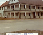 Grigg's Hotel, Iron Bridge, 1976