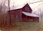The Rothwell House, Bright Lake, 1976