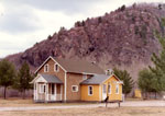 Ronald McElreas Tourist Lodge, White River Road, 1976