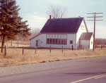 Thompson Township School, 1975