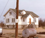Mississagi Reserve School, 1976