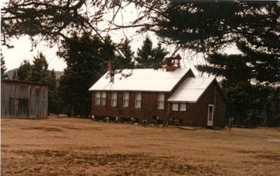 Wharncliffe School, 1981