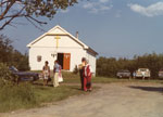 United Church, Ophir, 1976