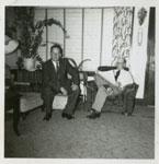 Harvey and Irwin Tulloch, Iron Bridge, 1949