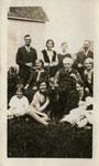 Nicholson Family, Iron Bridge, Circa 1928