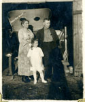 Frederick William Allen and Family, Circa 1920