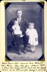 Nelson Edwin Allen With Children, 1928