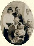 S. C. Gardiner Family, Circa 1905