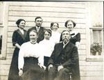 S. C. Gardiner Family, Circa 1910