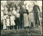 S. C. Gardiner Family, Circa 1911