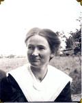 Emma (Gardiner) Allen, Iron Bridge, Circa 1912