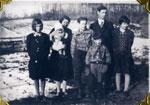 Visiting Grandfather Gardiner's, Dayton,1928