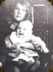 Alta and Iva Allen, 1928
