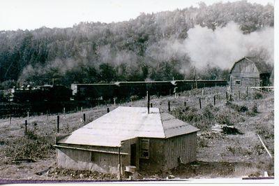 Train going through Hybla