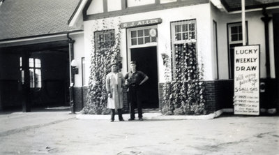 Garage R.J. Allen
