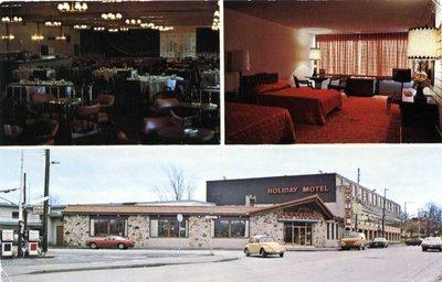 Holyday motel & restaurant