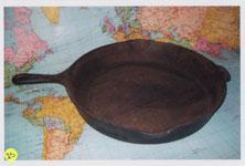 Cast Iron Frying Pan