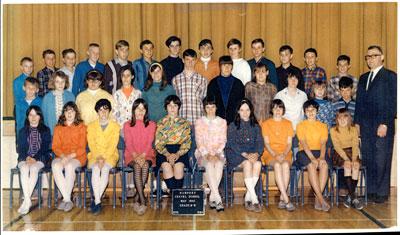 Humphrey Grade 6-8 1968