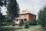 Ebeneezer Sirett's Homestead