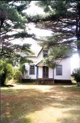 James McCans Homestead on Turtle Lake Road