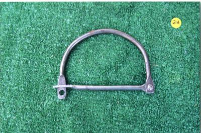 Duffle Bag Lock