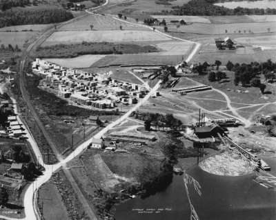 Huntsville Lumber Company, 1892-1929, Huntsville, Ontario.