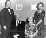 Mr. and Mrs. Roy Bell and Family