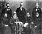 Pioneer Thomas Bowman and Family