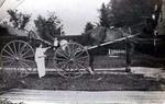 George Reid Delivering Milk