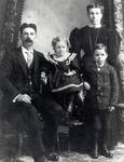David Cochrane & Elizabeth Gauley Family Photo