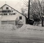 Churchill Curling Rink Before Reconstruction