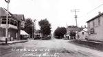 View of Cookstown Crossroads - 1938