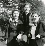 Three Thompson Sisters, Daughters of Harry and Jenny Mae