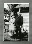 Mary Isabel Bridges and Walter Ezekiah Simpkin (Great Grandparents of Ron Simpkin)