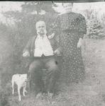 Stanley Spillette and his wife Marion (Cunningham) Spillette