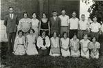 Lefroy Continuation School 1930