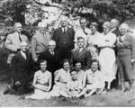 Peacock Family c. 1937