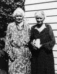 Lavinia and Hattie Orchard
