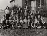 Knock School 1950