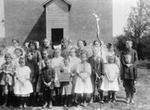 Pupils at Bethesda School 1913