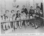 Hat Making Course Stroud 1955