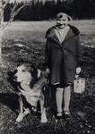 Dorothy Pratt on the First Day of School