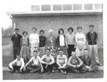 Alcona Beach Public School, 1960