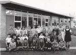 Alcona Beach Public School, 1954