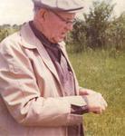 Harold Webb Unveiling Plaque