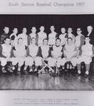 South Simcoe Baseball Champions - 1967