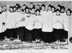 St. Paul's Choir 1957