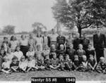 Nantyr School - 1949