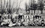 Nantyr School - 1954